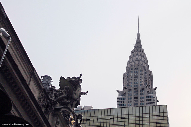 Chrysler Building, storia di New York