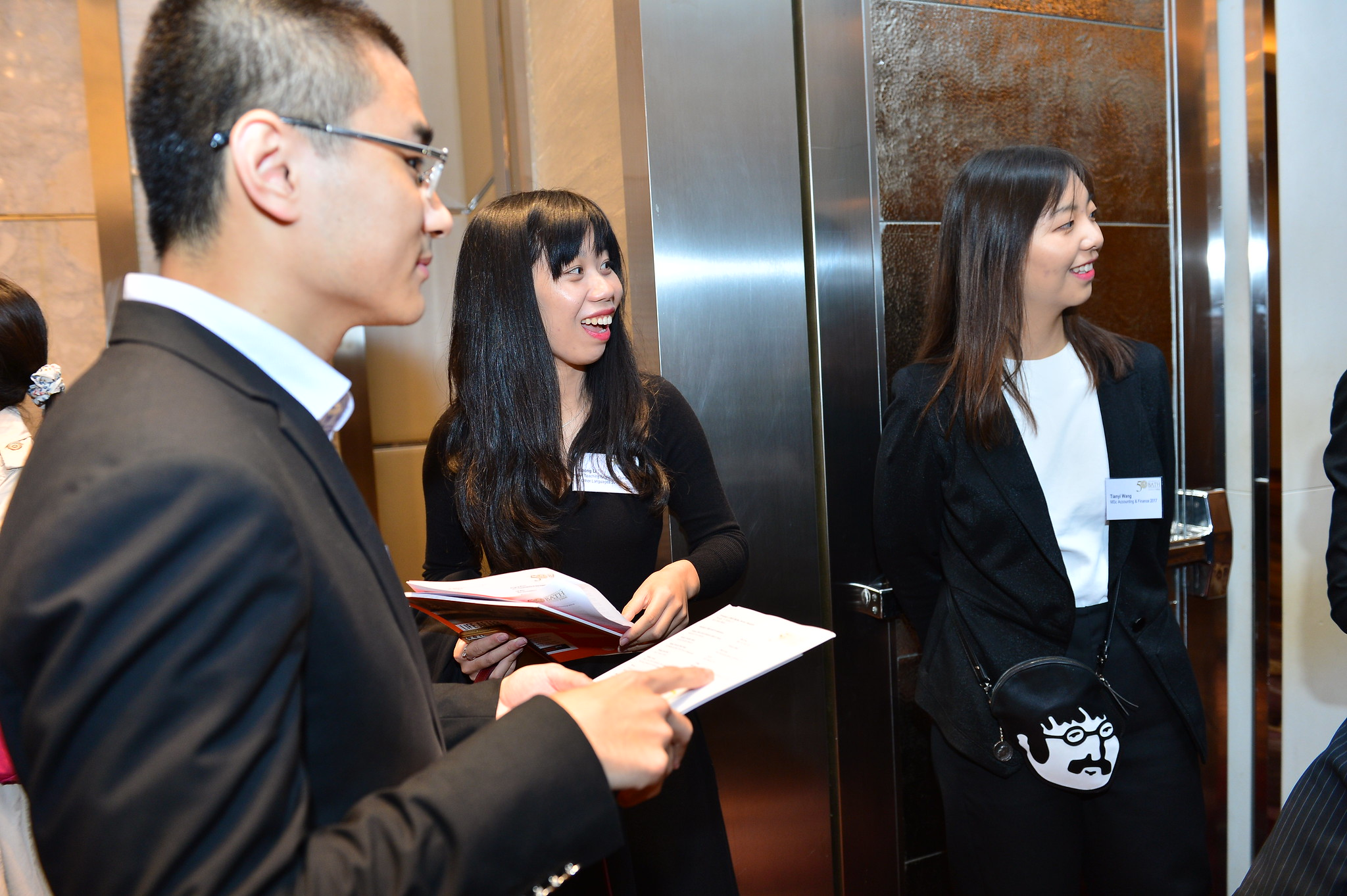 Beijing Alumni Reception October 2017