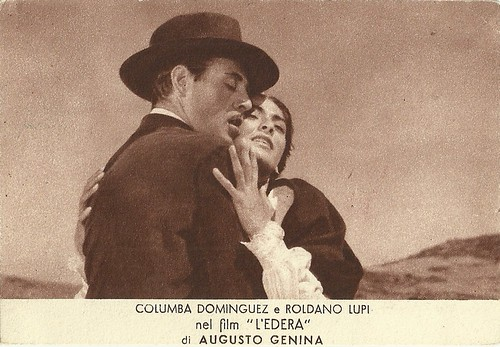 Columba Dominguez in L'edera (1950)