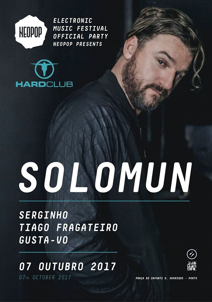 Neopop Presents Solomun