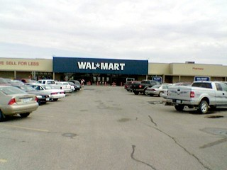 Blue Earth Wal-Mart