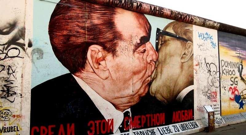 Visitar Muro de Berlín