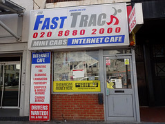 Picture of Fast Track (CLOSED), 250 High Street