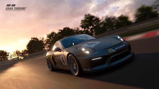Gran Turismo Sport - Porsche Cayman