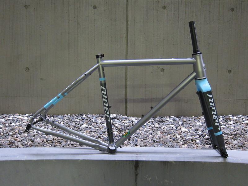 Niner RLT9 Steel FF BL