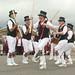 Dance Displays @ Sidmouth Folk Week (2017) 68 - Oyster Morris (Men's team)