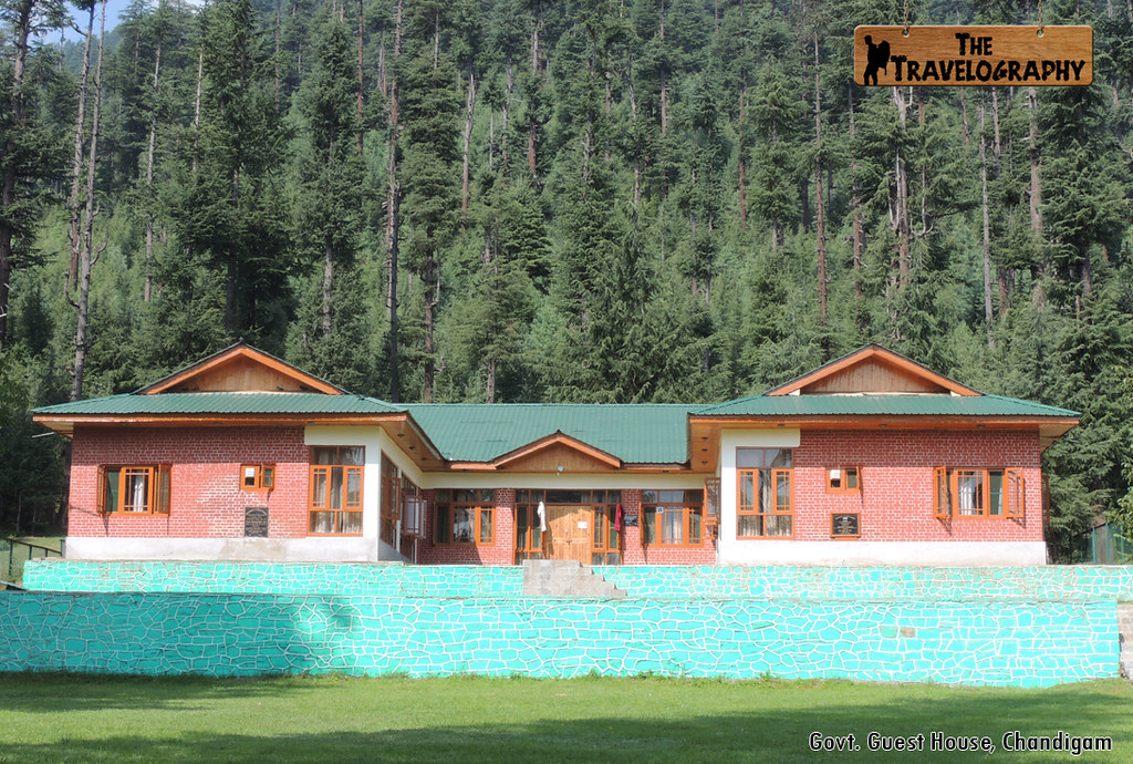Govt Guest House Chandigam Kupwara Kashmir |The Travelography