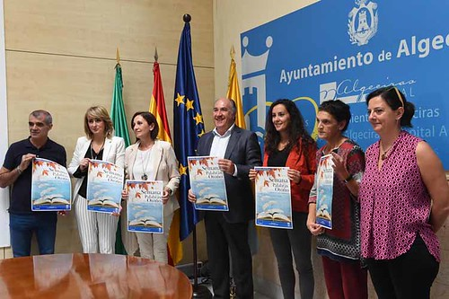 RUEDA DE PRENSA DE PRESENTACIÓN DE XXII CURSOS DE OTOÑO DE LA UCA EN ALGECIRAS1