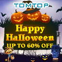 Happy Halloween Special Promotion @ TomTop