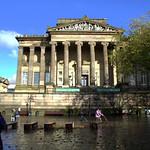 Iconic Harris Museum at Preston