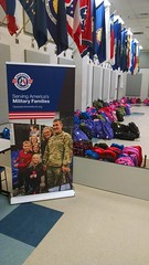 2017 Back-to-School Brigade - Joint Base McGuire Dix Lakehurt, New Jersey