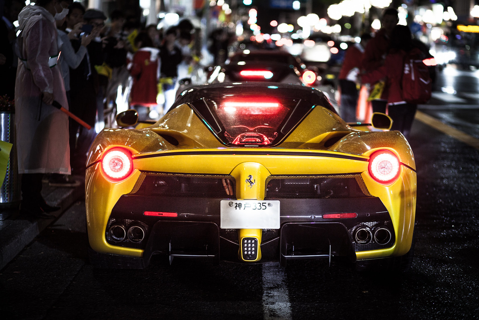 Ferrari 70th anniversary in Japan - LaFerrari (2)