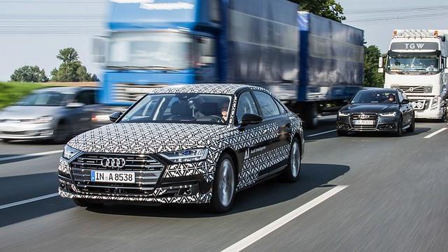 Audi pilotirano vozenje 01