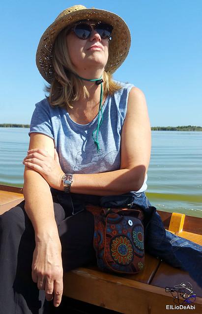 Paseo en barca por la Albufera de Valencia (6)