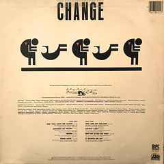 CHANGE:CHANGE OF HEART(JACKET B)