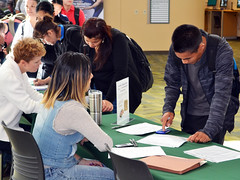 COD Financial Assistance Office Hosts 'Life Happens' 2017 18