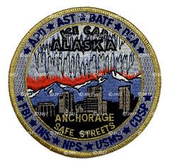 Operation Safe Streets Patch (GMAN)