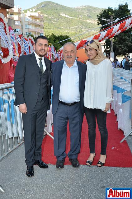 Hakan Şimşek, Nuri Gökgül, Beyza Gökgül