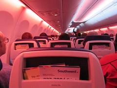 2017 10 01 SWA1 DAL-HOU (737MAX8 First SWA Revenue Flight)