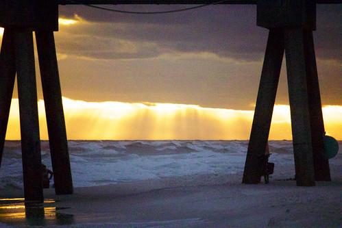 sunsets pensacolabeach