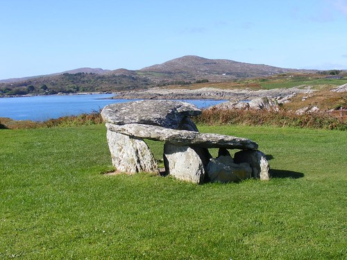 Altar Wedge Tomb, Co. Cork