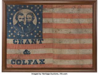 Grant Colfax jugate banner