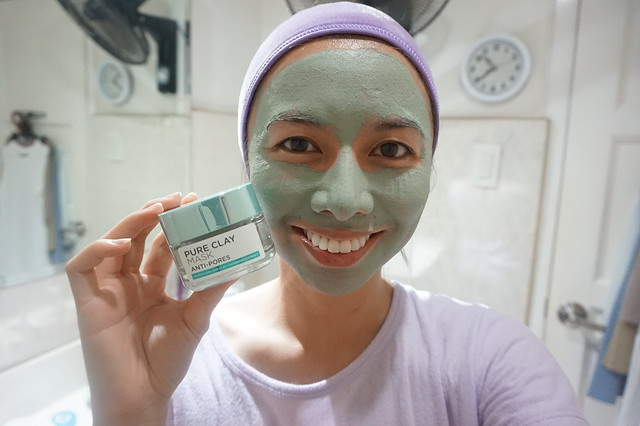 L'Oreal Paris Pure Clay Mask Anti-Pores Review