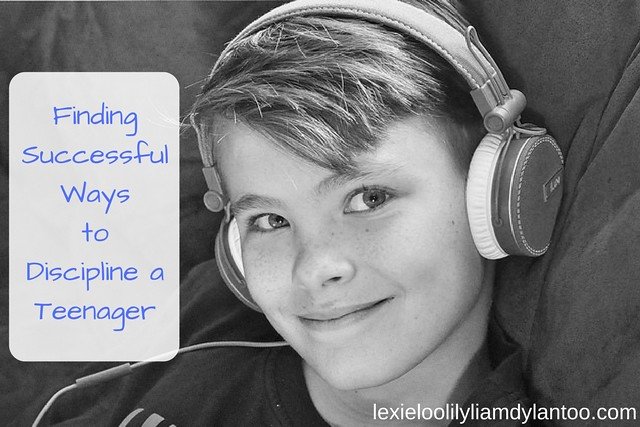Finding Successful Ways to Discipline a Teenager #ParentingWin {Boys Town Partner}