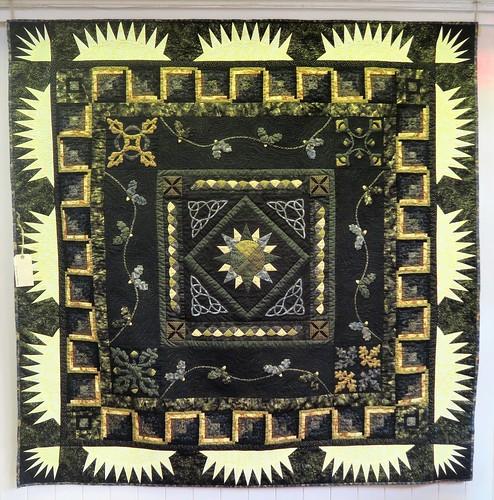 Georgina's sampler quilt
