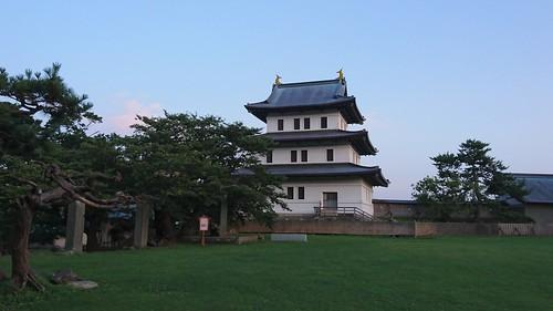 松前城は正直かなりしょぼかった