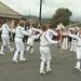 Dance Displays @ Sidmouth Folk Week (2017) 62 - Oyster Morris (Women's team)