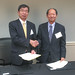 President Nakao participates in Emerging Markets Forum, signs MOU with Nazarbayev University