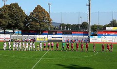 Virtus Verona - Adriese 1-0: Alba su rigore, rossoblu primi!