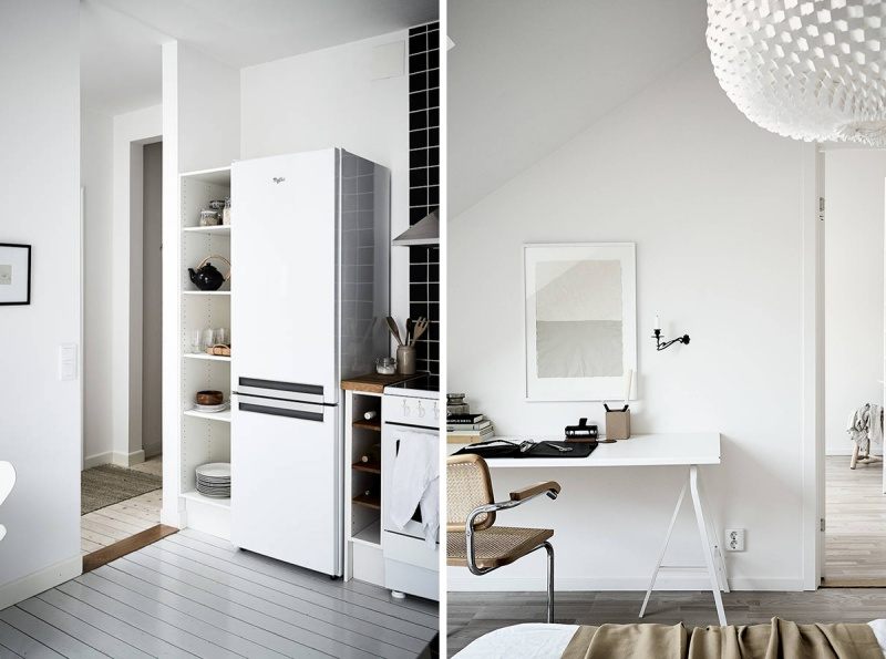 Light and Airy Scandinavian Minimalist Home