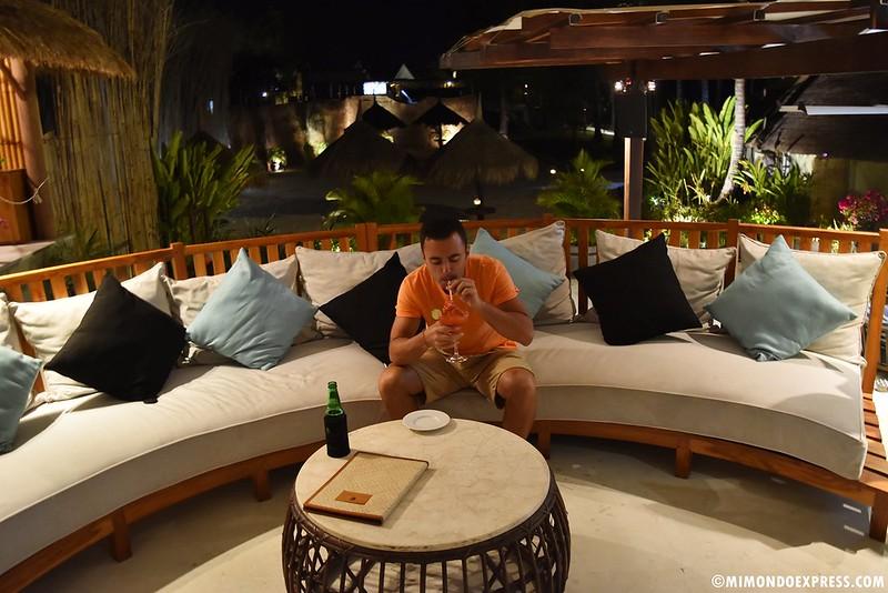 Santi Lounge, Gili Trawangan