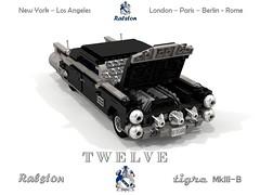 Ralston 1964 Tigre MkIII-B < T W E L V E > Four-Door Hardtop