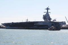 USS Gerald R.Ford (CVN-78)