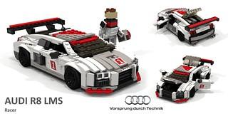 Audi R8 LMS Racer