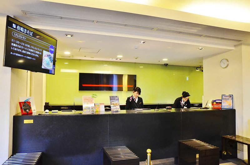 dormy inn飯店金澤85