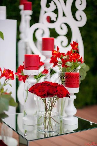 """Свадебное агентство """"Айлавью"""" > Sensual Red."""