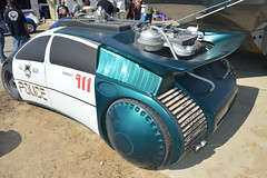 Hill Valley Police car from Back to the Future Part II.