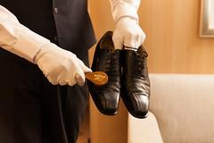 Private Butler, Shoe Shine