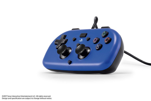 Introducing The Mini Wired Gamepad For Ps4 Playstation Blog