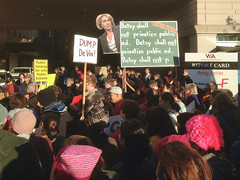 Best chalkboard and report card at Betsy DeVos Rally with Equity in Education CoalitionIMG_1898 (1) HQ