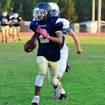 BHS v LHS B-Team FB, 10/12