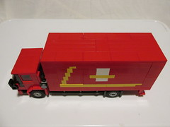 Ford Cargo Royal Mail