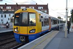 London Overground 378211