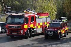 Northern Ireland Fire & Rescue Service - Specialist Rescue Team