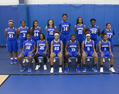 Women's Basketball team 2017-18 8H0B3653