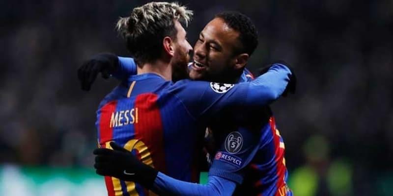 Belum Waktunya Neymar Bisa Menyamai Lionel Messi